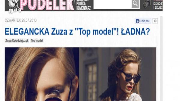 publikacja na pudelek.pl