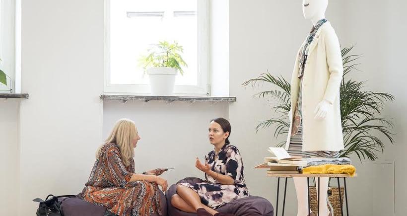 Od Ciebie zależy jaką historię nadasz ubraniu wywiad z Edytą projektantką marki Quiosque