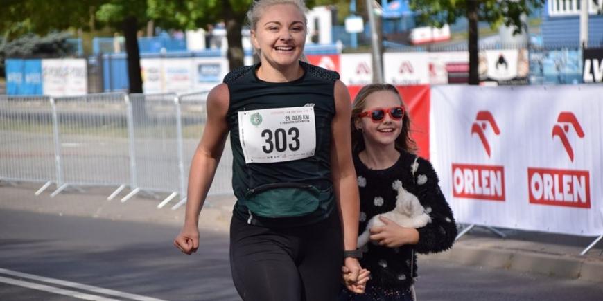Półmaraton – jak wyglądały przygotowania, bieg i kiedy chciałam się poddać