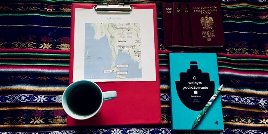 Przygotowania do podróży życia – Tajlandia